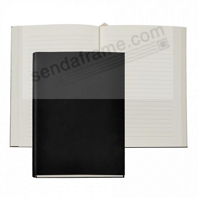 The MILLENNIAL JOURNAL Black Leather by Graphic Image™