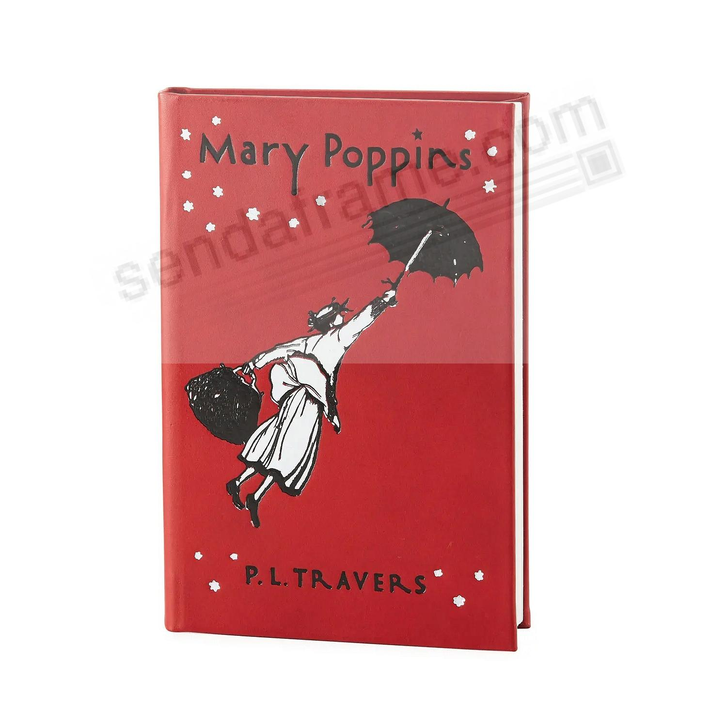 MARY POPPINS by P.L. Travers In Hand-Tooled Luxe Leather