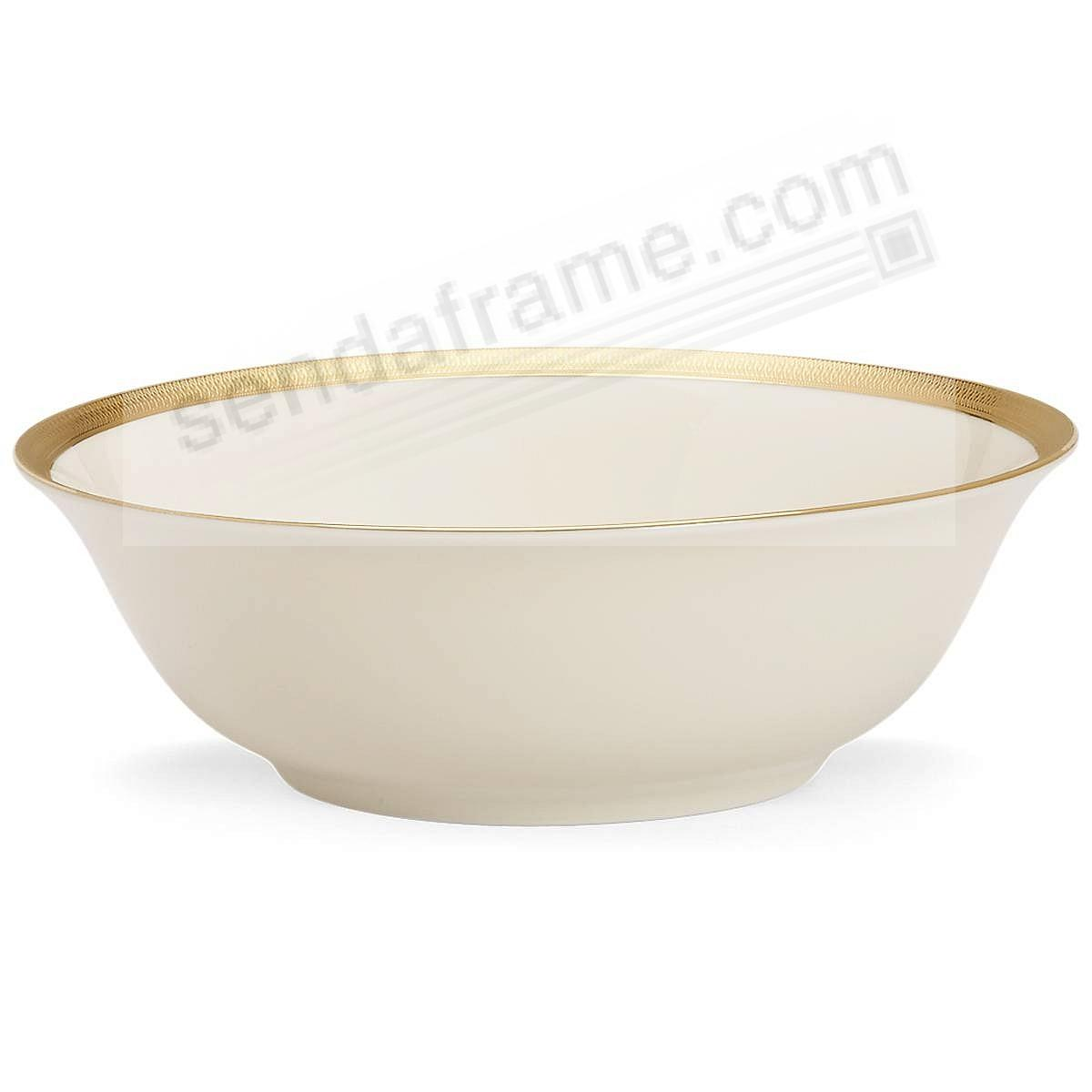 The LOWELL SERVING BOWL 9-3/8in by Lenox®