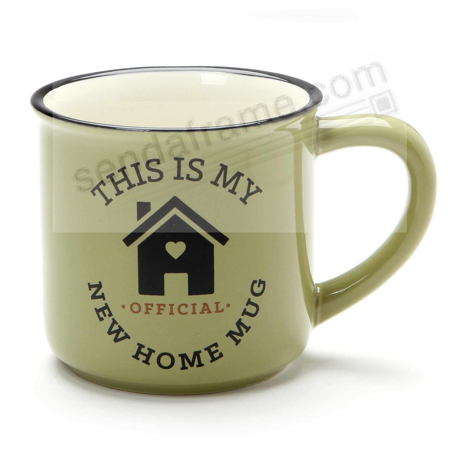 NEW HOME MUG by Our Name is Mud®