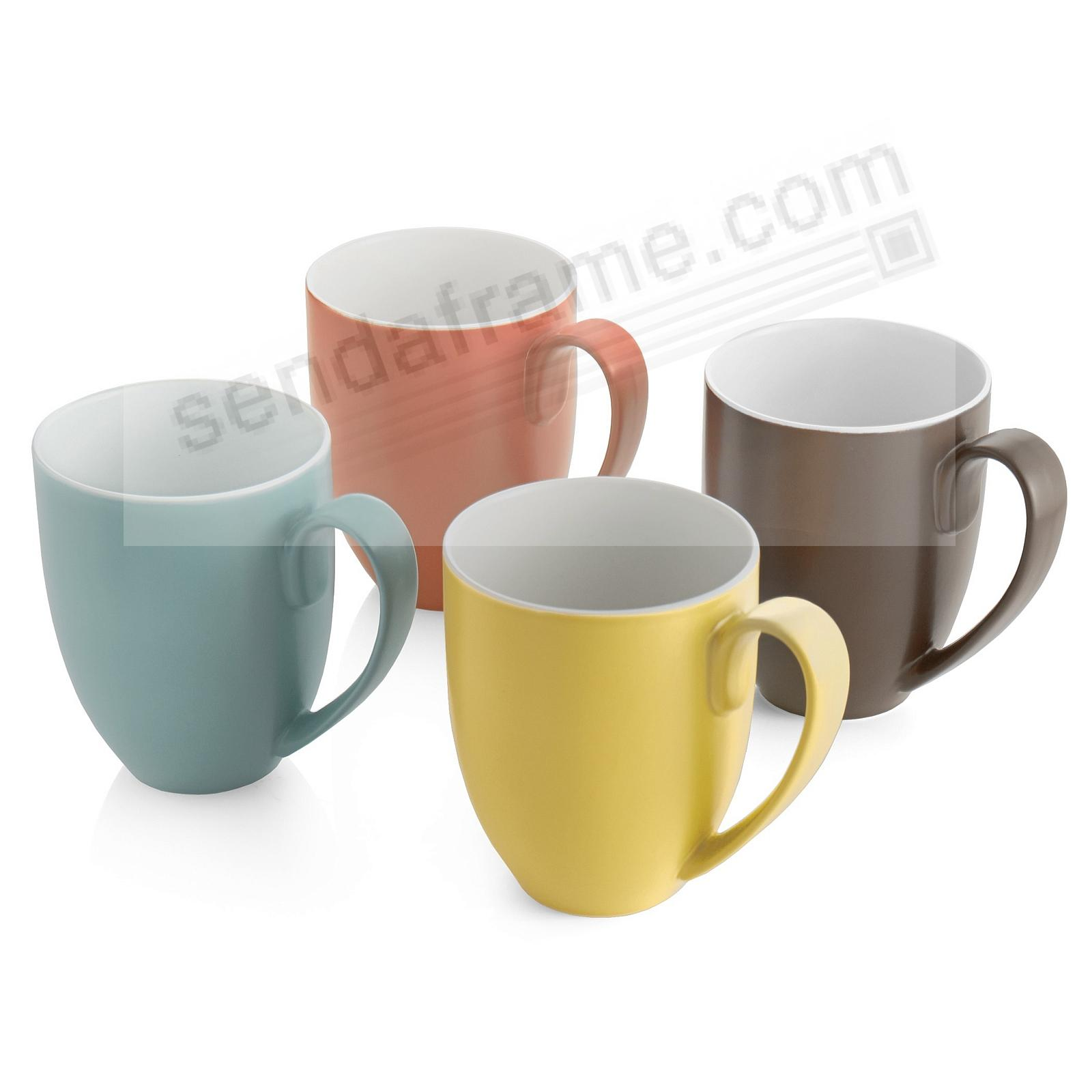 POP MUG 4-COLOR SET by Nambe®