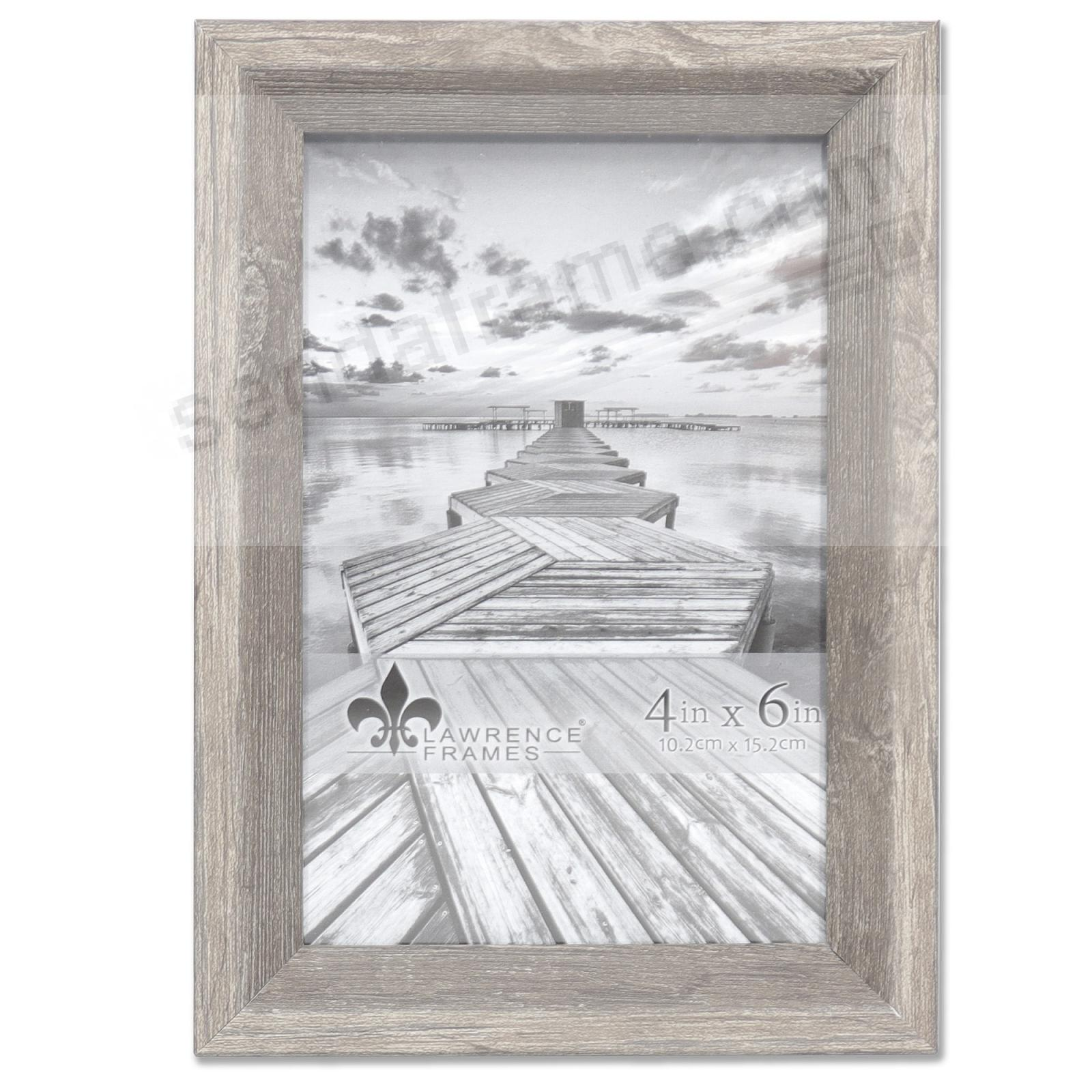 BRADLEY GRAY COMPOSITE 4x6 frame by Lawrence®