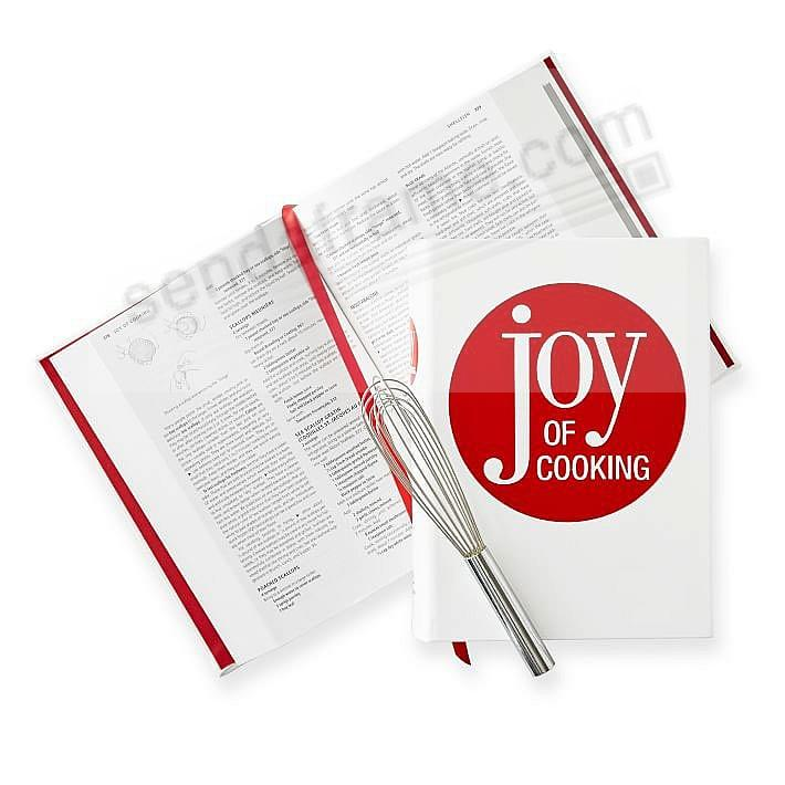 (THE) JOY OF COOKING Luxe White Patent Eco-Leather by Graphic Image™