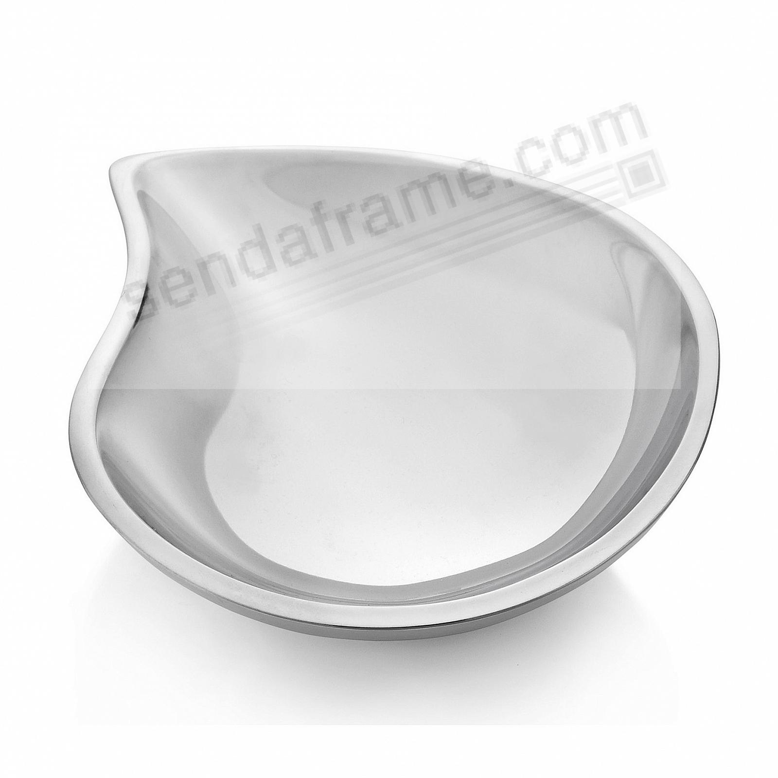 The Original TEARDROP 1.5-Quart 13-in BOWL crafted by Nambe®