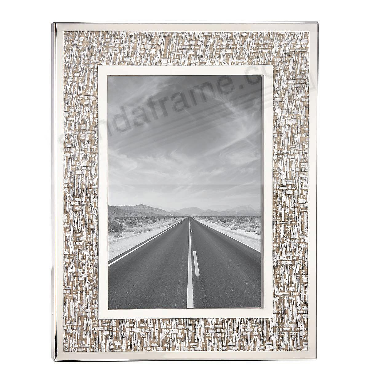 Picture Perfect™ SILVER 5x7 frame by kate spade new york®
