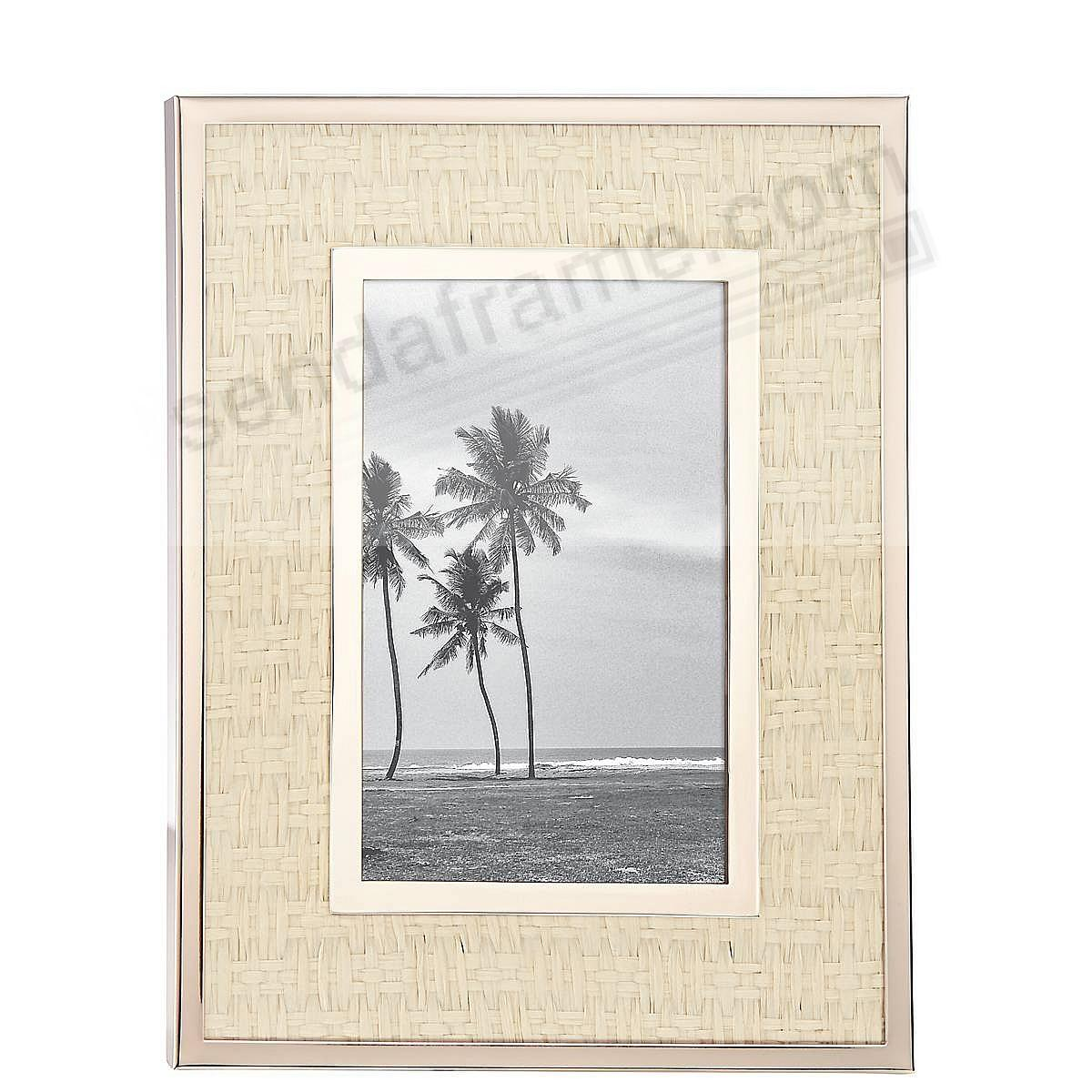 Picture Perfect™ GOLD 4x6 frame by kate spade new york®