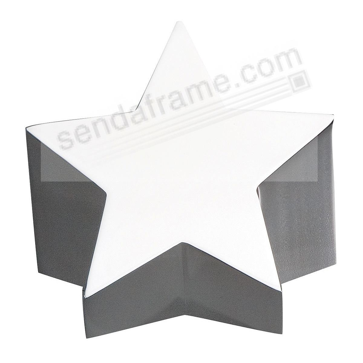 STAR COLUMN 4-in AWARD ICON by Nambe®