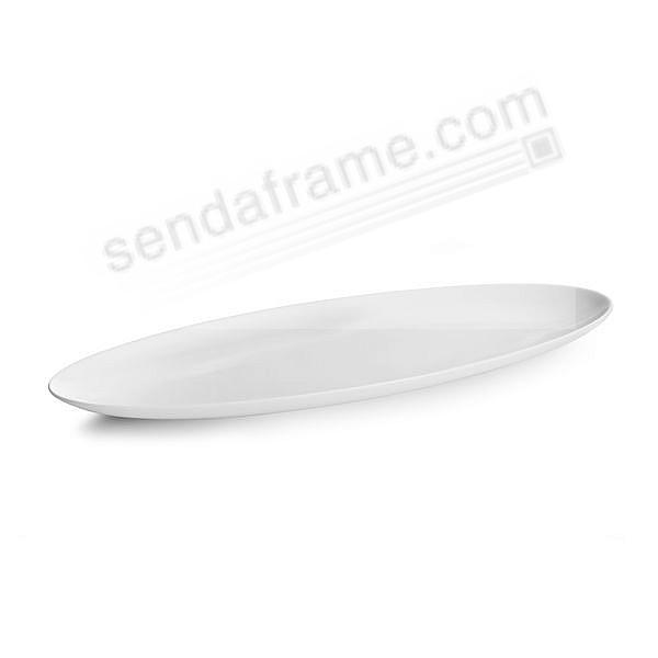 The SKYE Hors D'Oeuvre Tray crafted by Nambe®