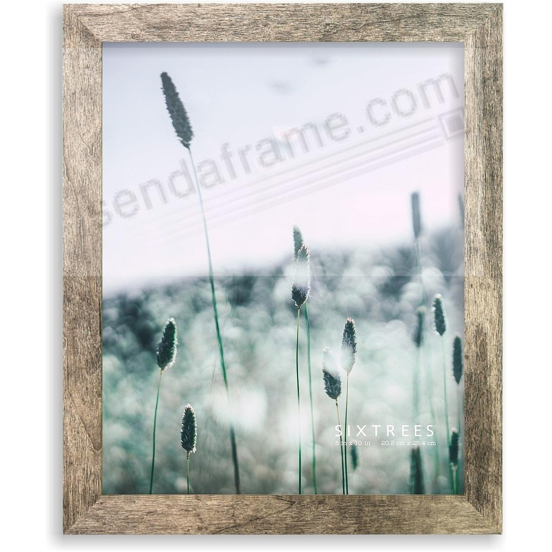 LAWRENCE Grey/White 8x10 Frame by Sixtrees®
