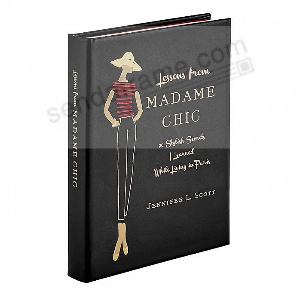 LESSONS FROM MADAME CHIC Fine Leather Edition by Graphic Image®
