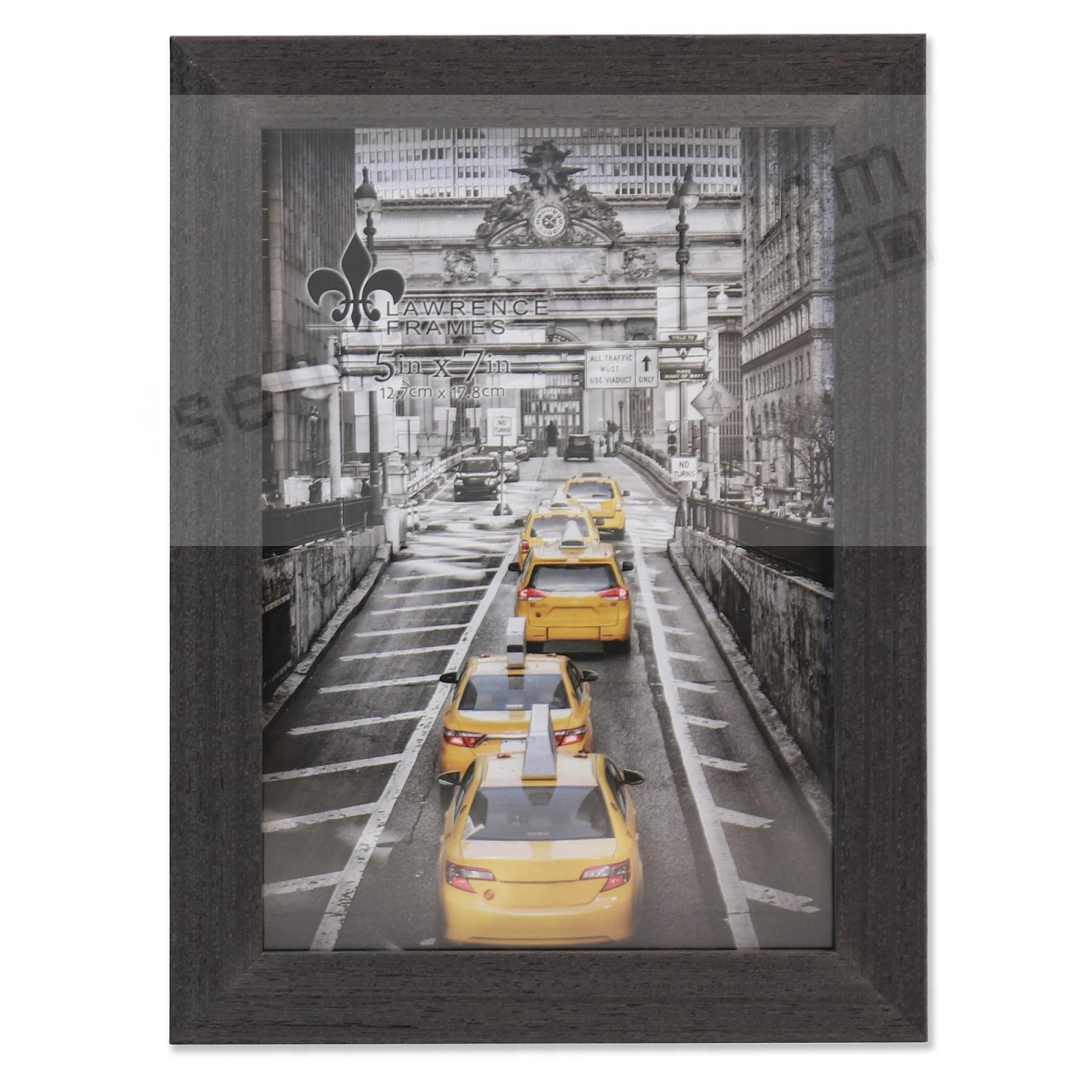 SOHO Black 5x7 Frame by Lawrence®
