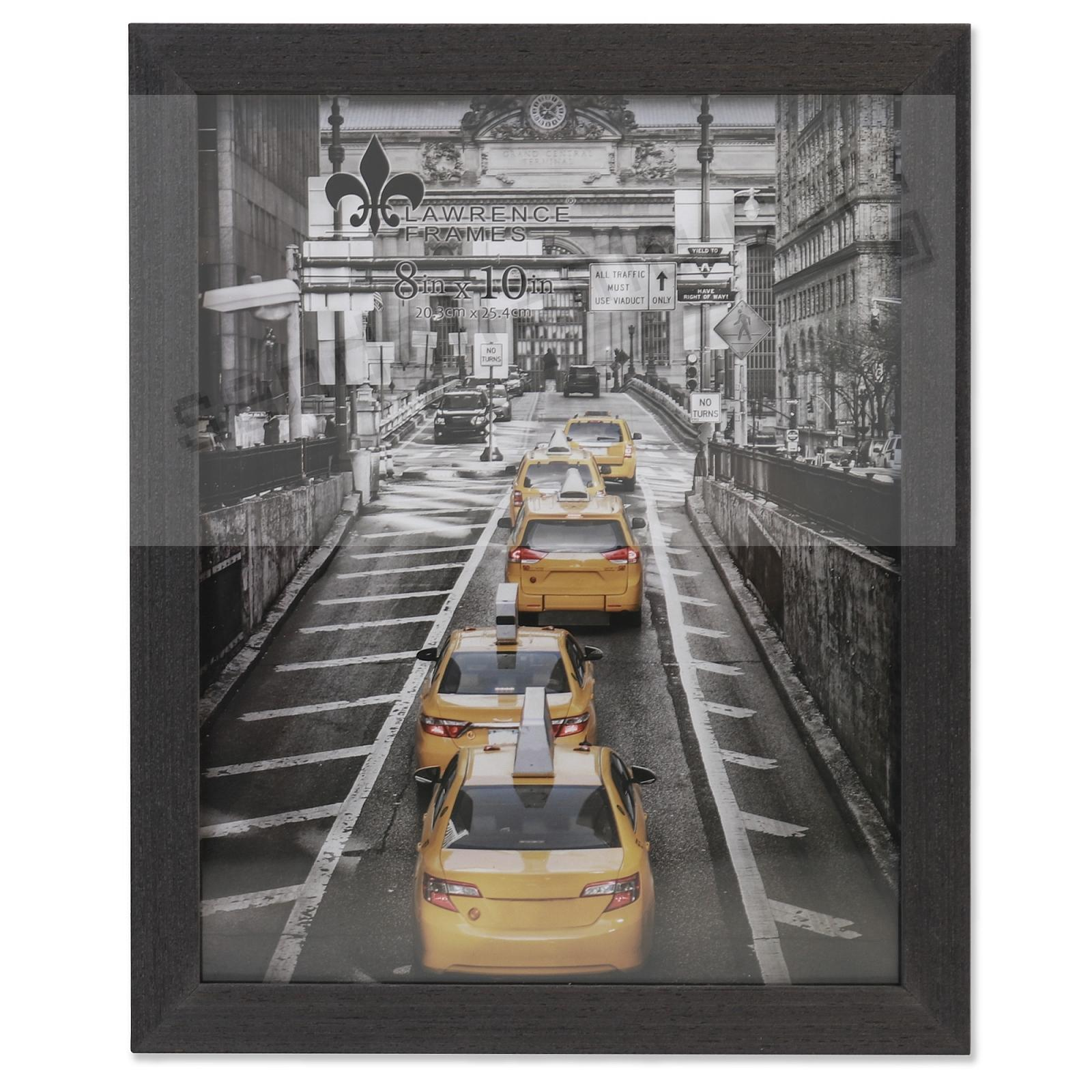 SOHO Black 8x10 Frame by Lawrence®