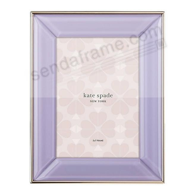 Charles Lane™ LILAC 5x7 frame by kate spade new york®