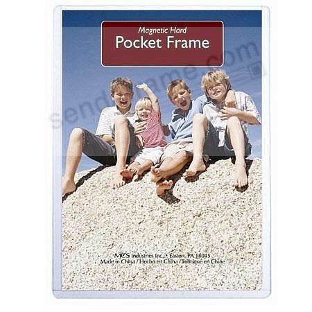 Plastic 8x10 Magnetic Pocket Frame