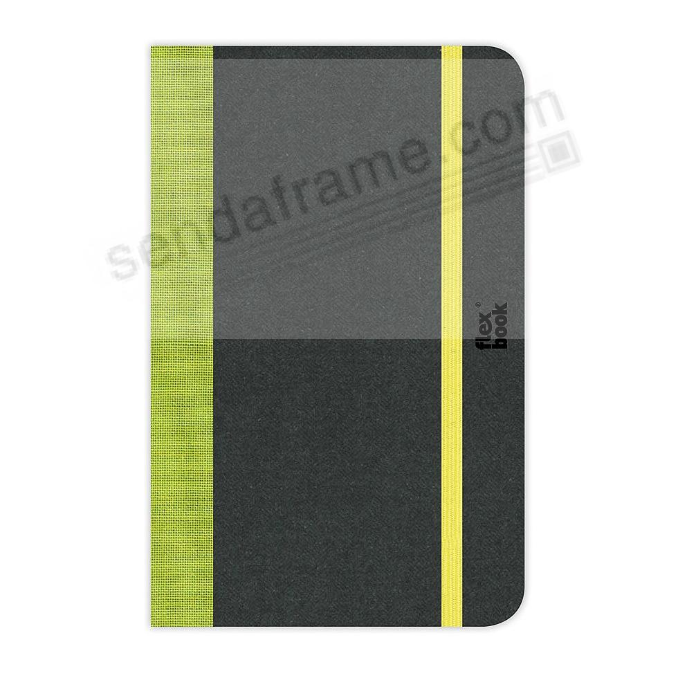 FLEXBOOK NOTEBOOK (5x8 Blank) Green by PratParis®