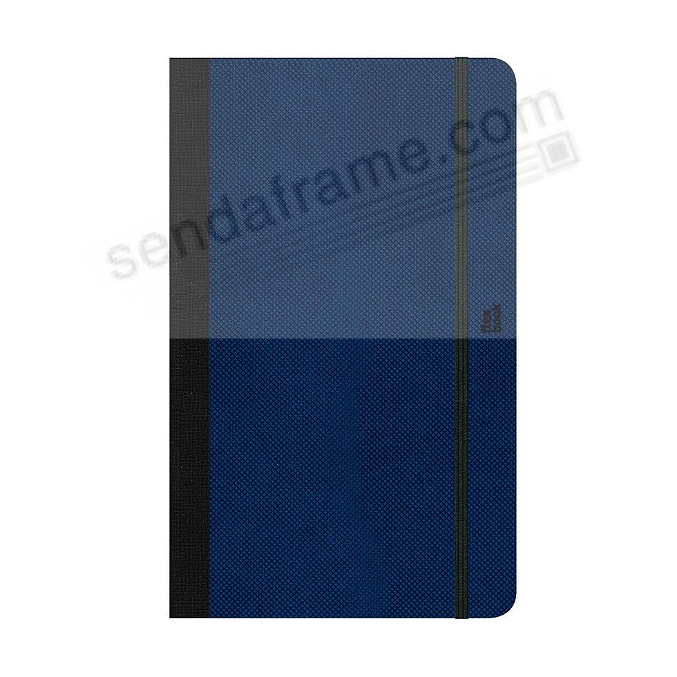 FLEXBOOK ADVENTURE NOTEBOOK (5x8 Dotted) Royal-Blue by PratParis®