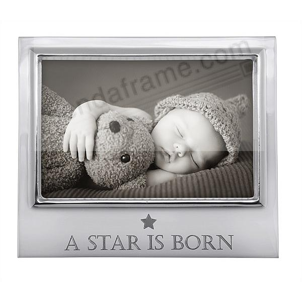 A STAR IS BORN 6x4 SIGNATURE frame by Mariposa®
