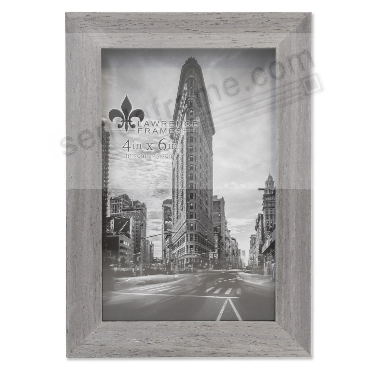 SOHO Grey 4x6 Frame by Lawrence®