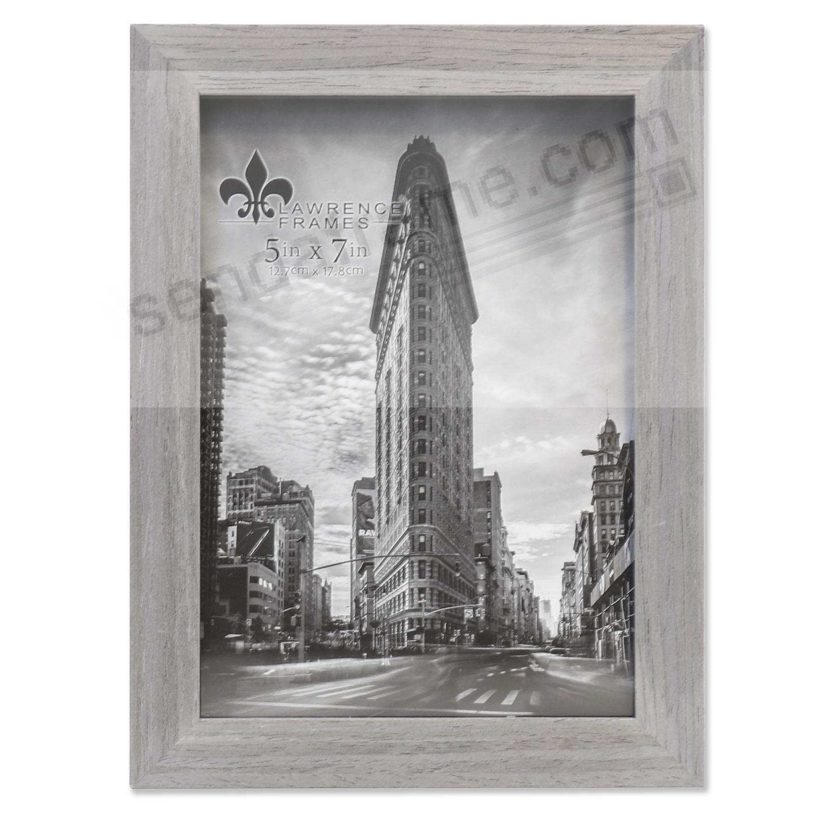 SOHO Grey 5x7 Frame by Lawrence®