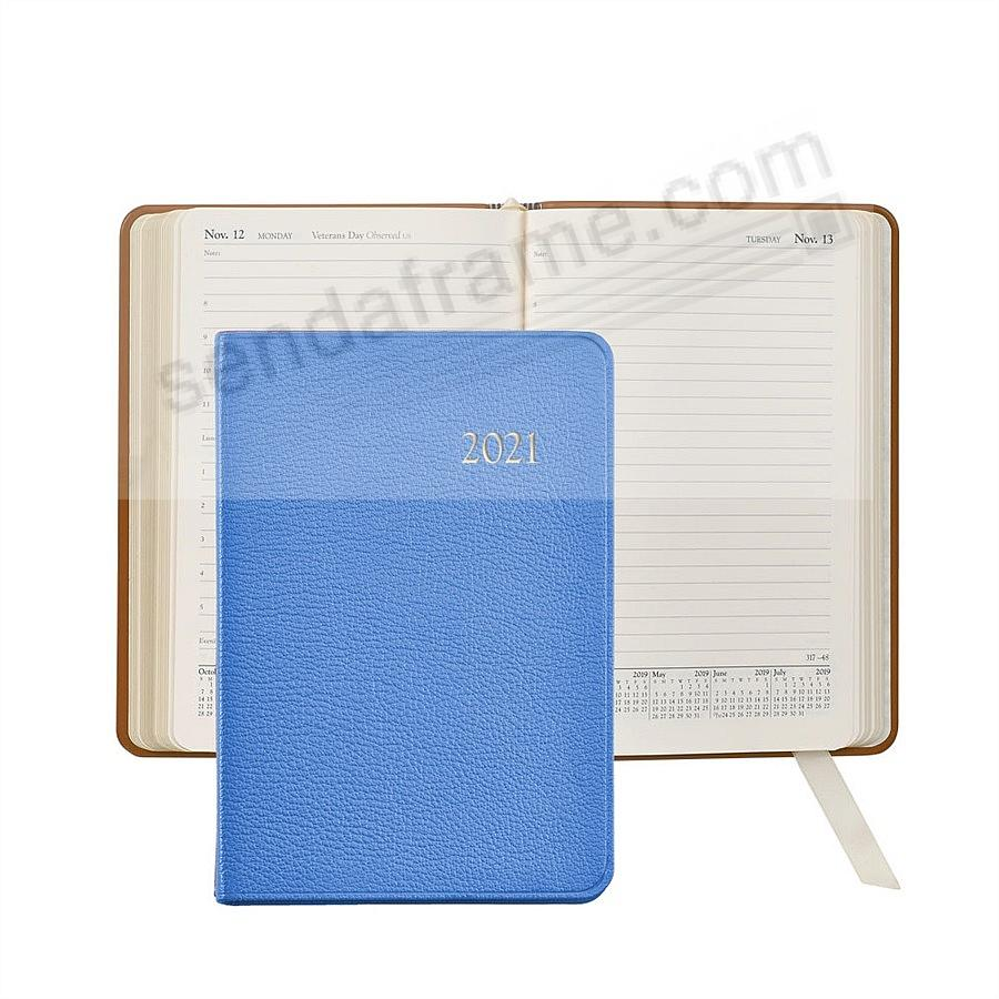 2020 LILAC Brights Goatskin leather Daily 8-in Journal by Graphic Image™