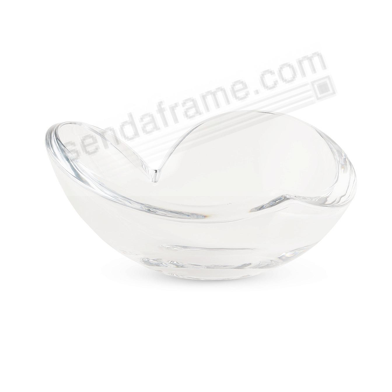 HEART BOWL (MEDIUM) crafted by Nambe®