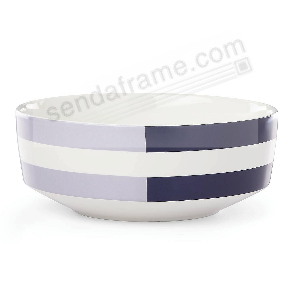 The NOLITA BLUE 8-in SERVING BOWL by kate spade new york®