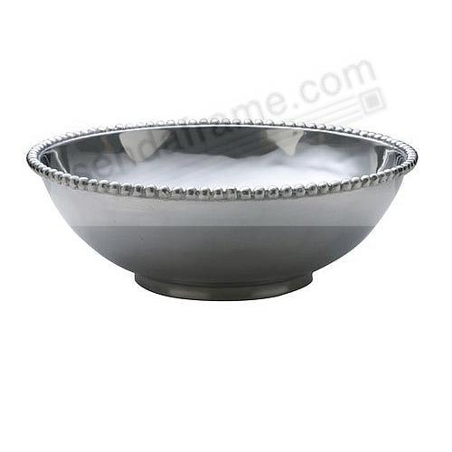 The Original PEARLED LARGE CELEBRATION BOWL by Mariposa®