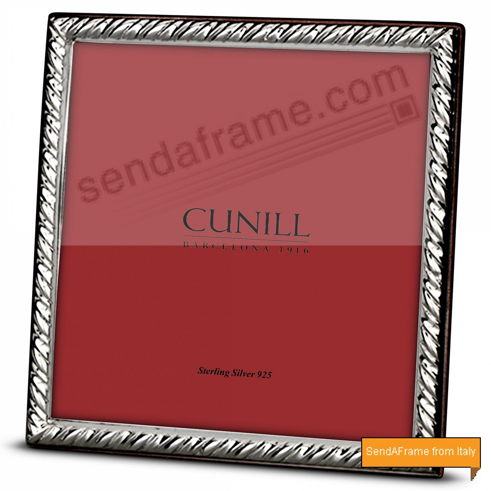 SASH Fine Sterling Silver<br>by Cunill® Italy