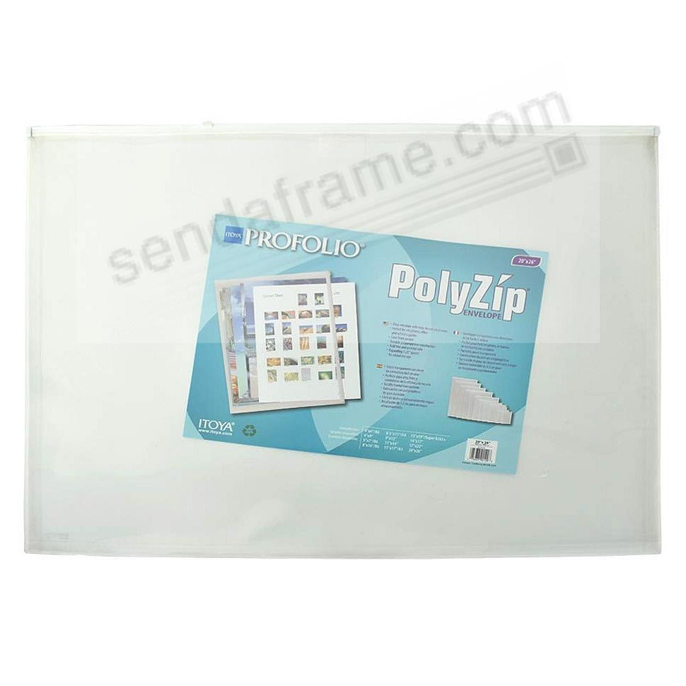 Art Profolio® brand PolyZip™ 20x26 Envelopes by Itoya®