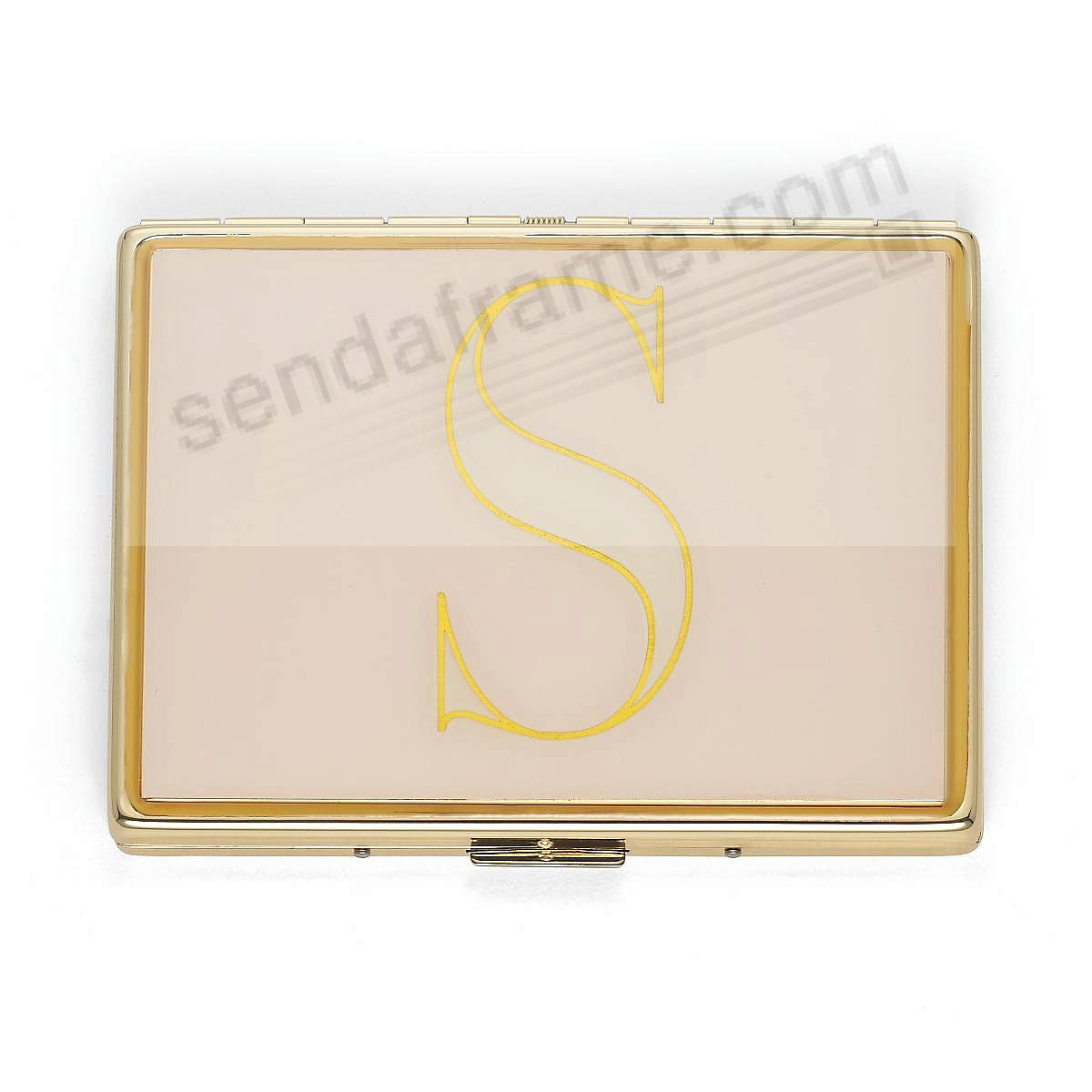 ITS PERSONAL -S- 4in Business Card / ID Case by kate spade new york®