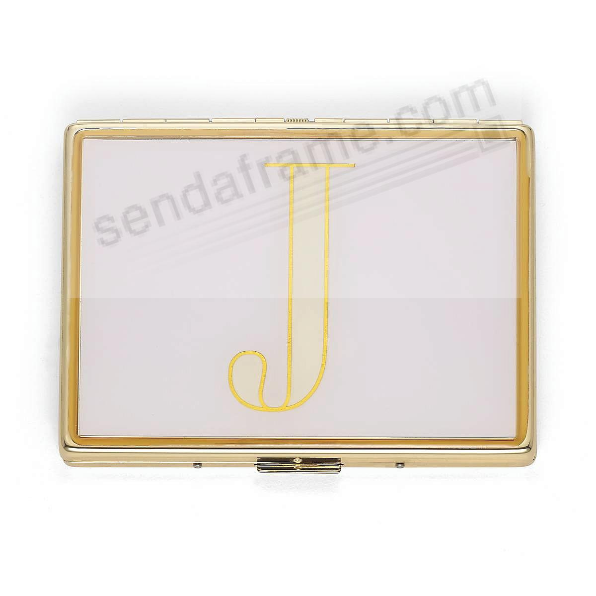 ITS PERSONAL -J- 4in Business Card / ID Case by kate spade new york®