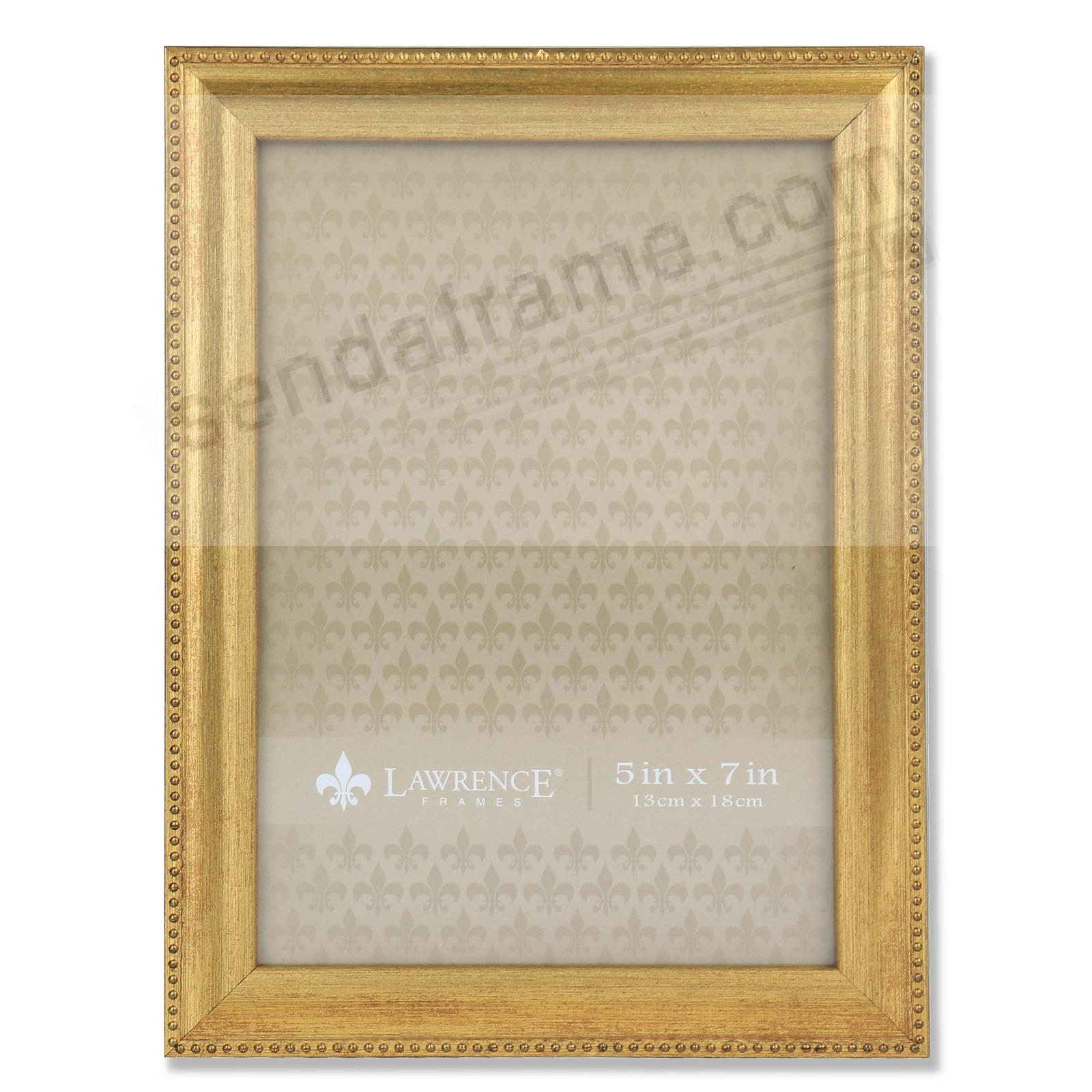 GOLD BEAD by Lawrence Frames®