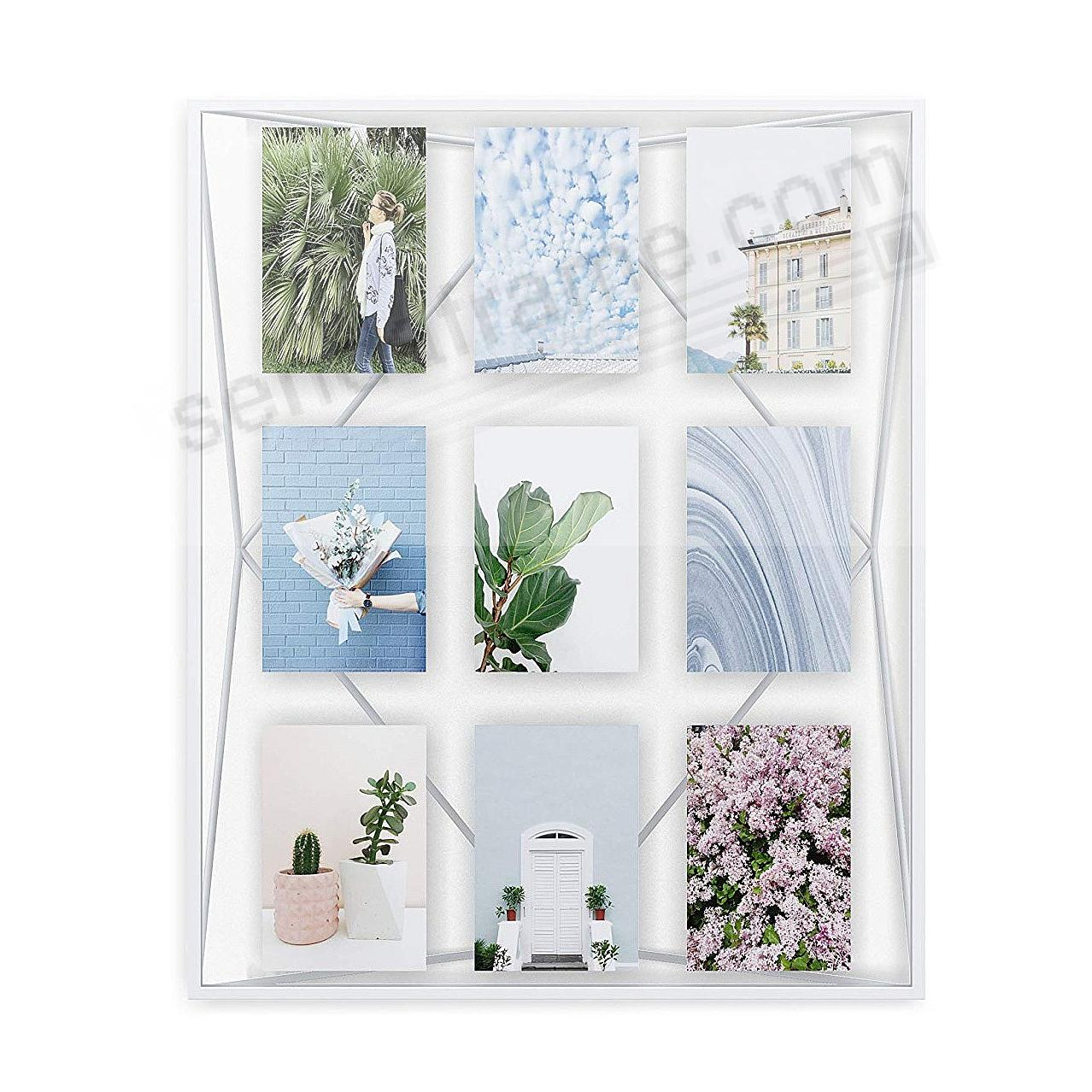 The Original PRISMA Photo GALLERY WHITE frame by Umbra®