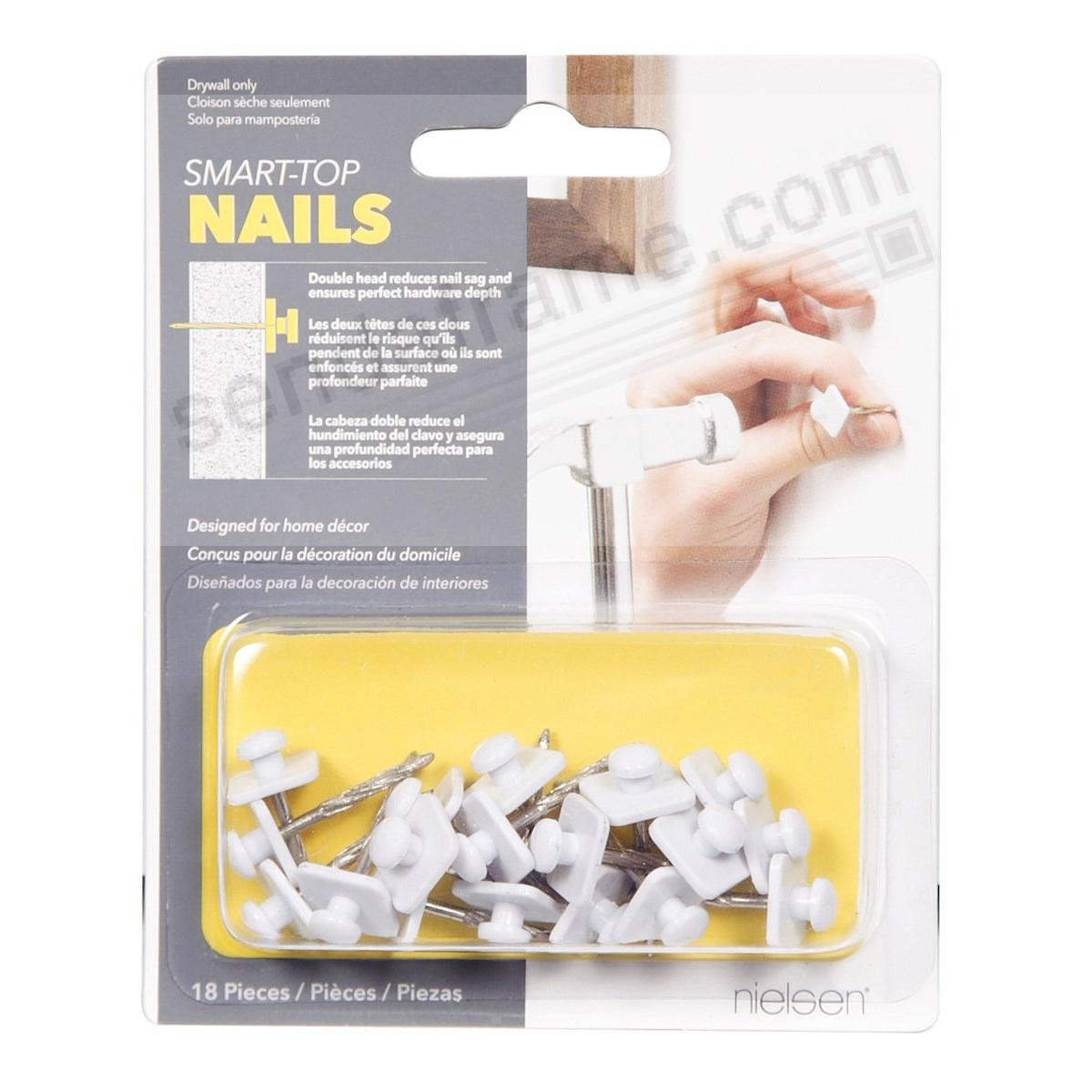 SMART-TOP NAILS by Niesen®