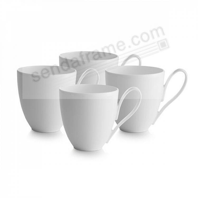 The SKYE MUG crafted by Nambe® - SET OF 4