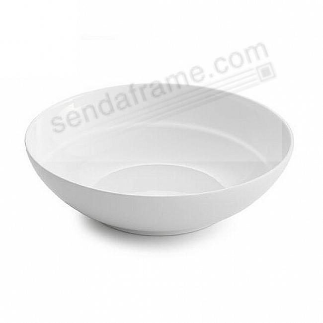 The SKYE SOUP/CEREAL BOWL crafted by Nambe®