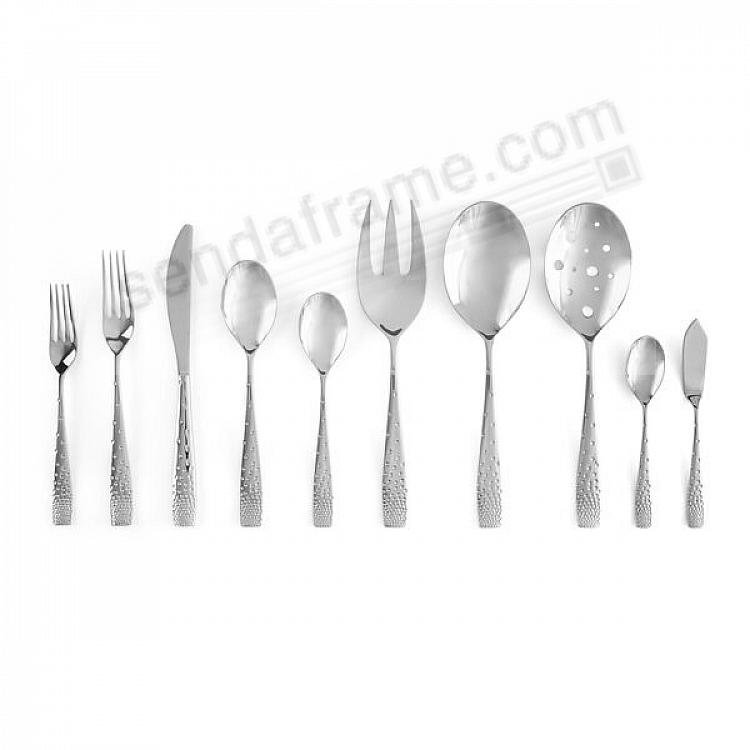 The DAZZLE 45PC Flatware Place Setting by Nambe®
