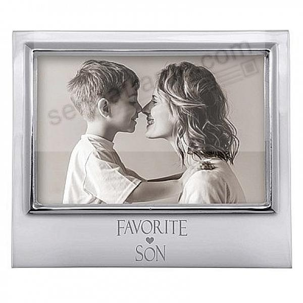 FAVORITE SON 6x4 SIGNATURE frame by Mariposa®