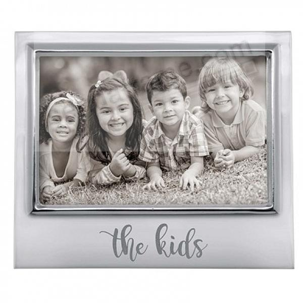 THE KIDS 6x4 SIGNATURE frame by Mariposa®