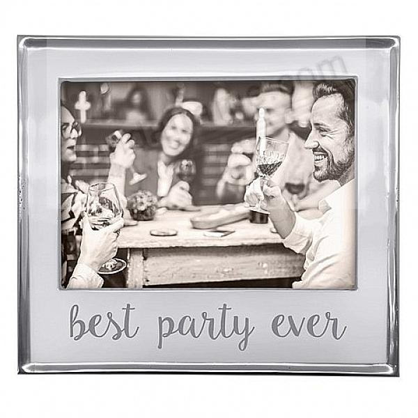 BEST PARTY EVER 7x5 frame by Mariposa®