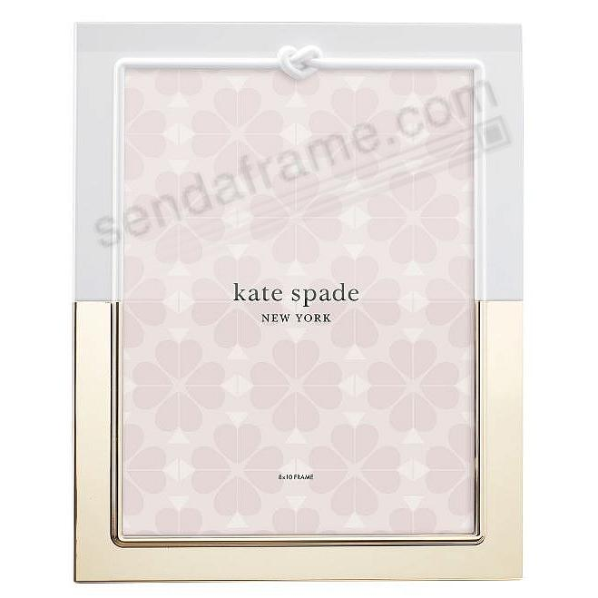 WITH LOVE 8x10 frame by kate spade new york®