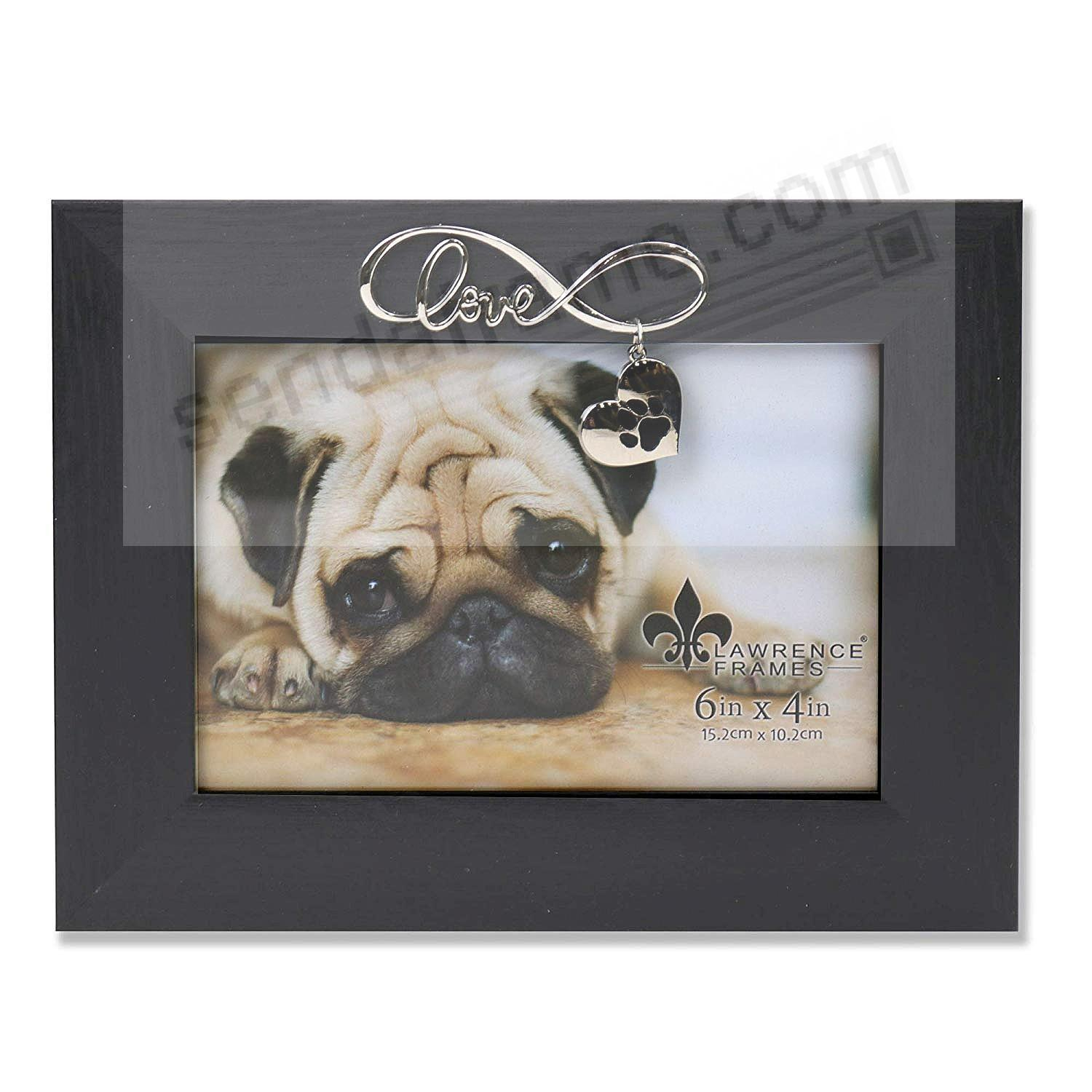 The PAW PRINT Charm frame by Lawrence®