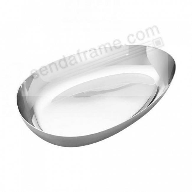 The Original SKY Bowl -Medium- Stainless Steel by Georg Jensen®