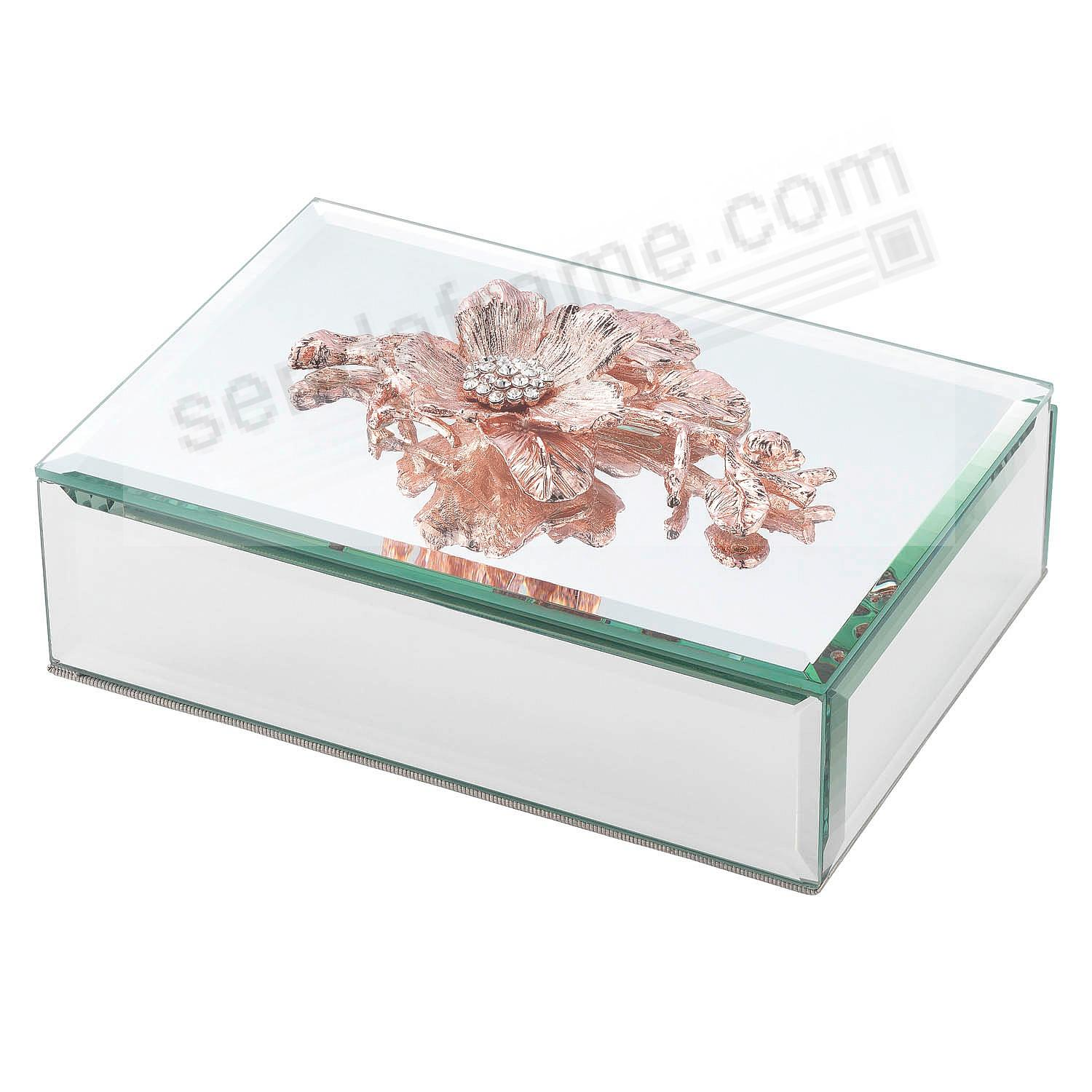 ROSE-GOLD BOTANICA BOX by Olivia Riegel®