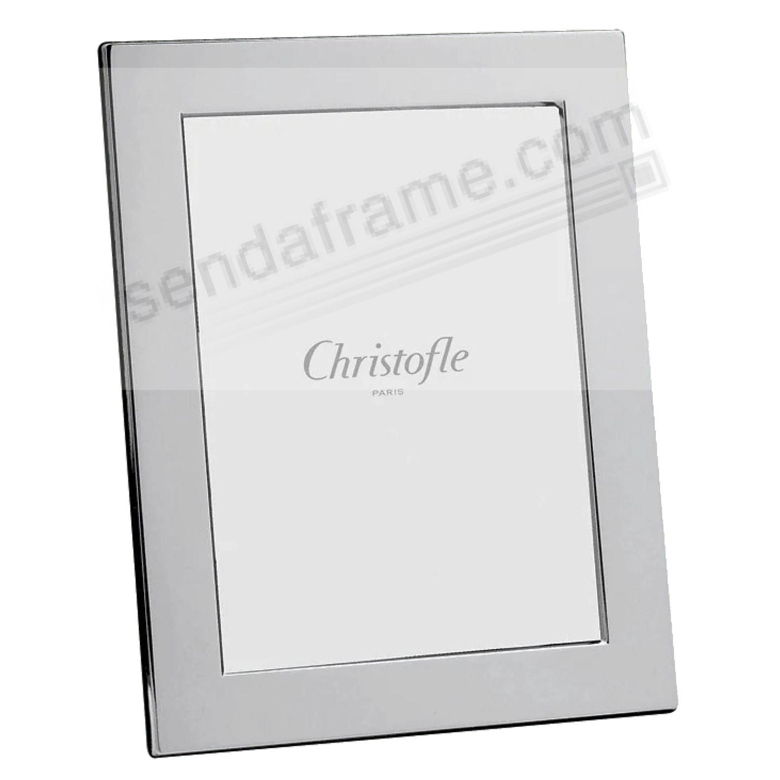 FIDELIO Silver-Plated 5x7 by Christofle Paris