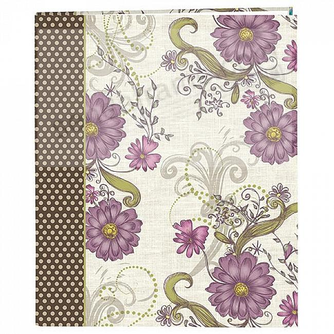BERRY BLOSSOMS JUMBO 11¾x14 post-type scrapbook by Pioneer®