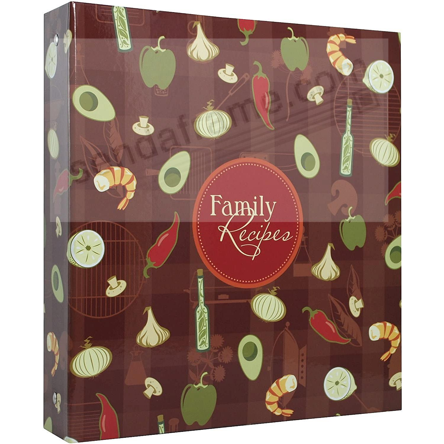 Family Recipe Keeper Kit by MBI®