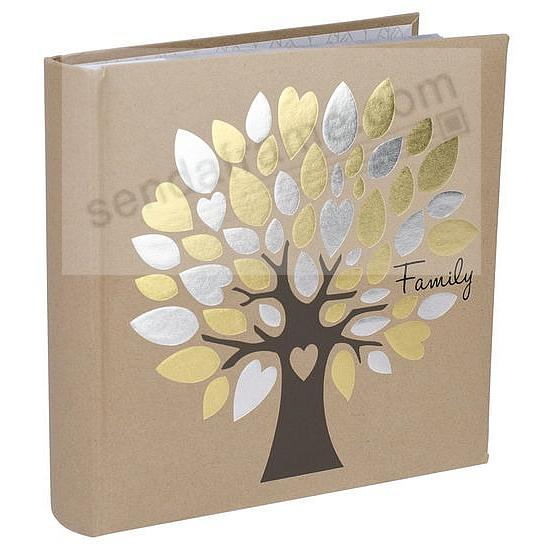 FAMILY TREE album holds 160 photos/2-Up Pages