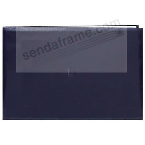 Navy-Blue 5x7 Leatherette Scrapbook album by Pioneer®