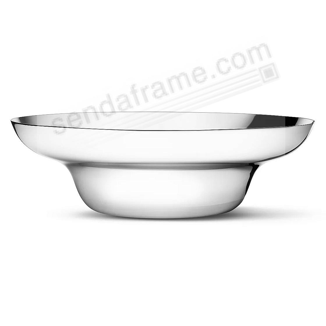The ALFREDO Salad Bowl in Stainless Steel by Georg Jensen®